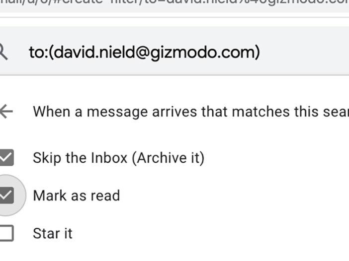 Hoe u ervoor kunt zorgen dat u na de vakantie terugkeert naar een opgeruimde inbox