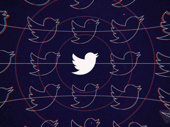 Schakelen tussen Twitter-accounts