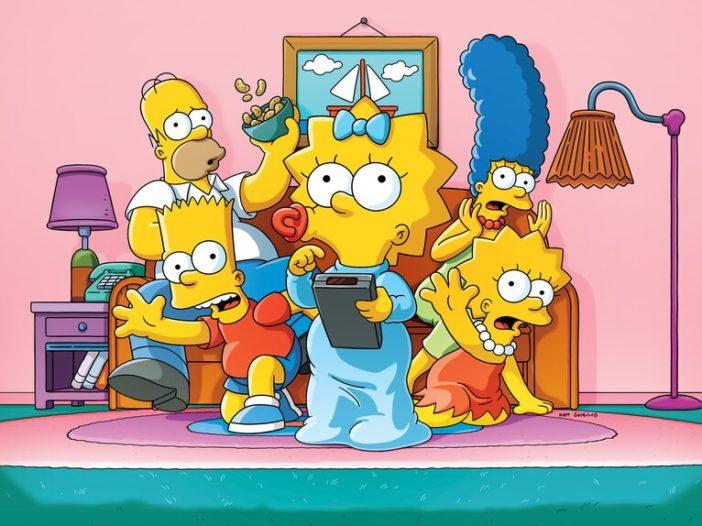 Hoe The Simpsons te bekijken
