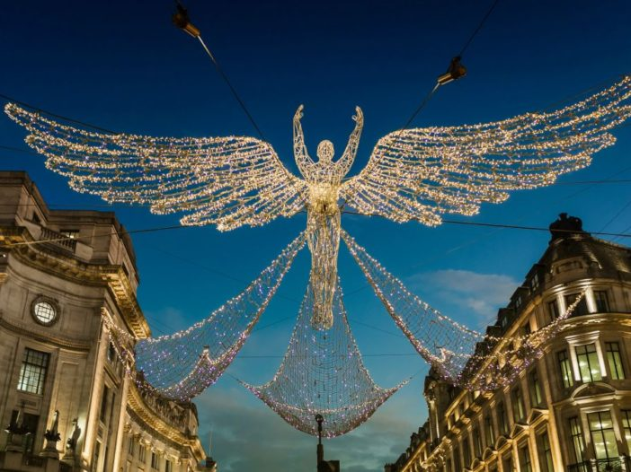 Kerstlichtfotografie: hoe u nachtelijke displays in al hun glorie kunt vastleggen