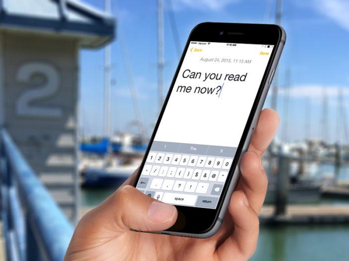 Hoe de tekstgrootte op iPhone, iPad en Apple Watch te vergroten