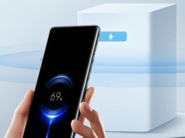 Xiaomi onthult 'Air Charge Technology' waarmee je je smartphone op afstand kunt opladen