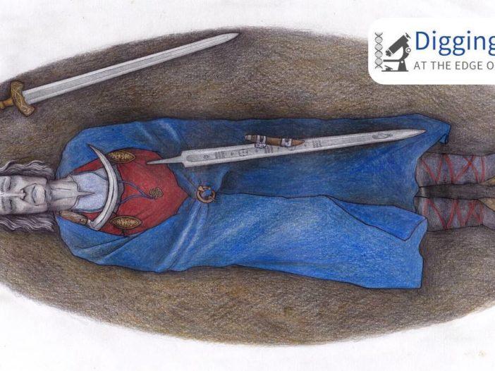 1000 jaar oude overblijfselen vertellen het verhaal van de niet-binaire krijger van Finland