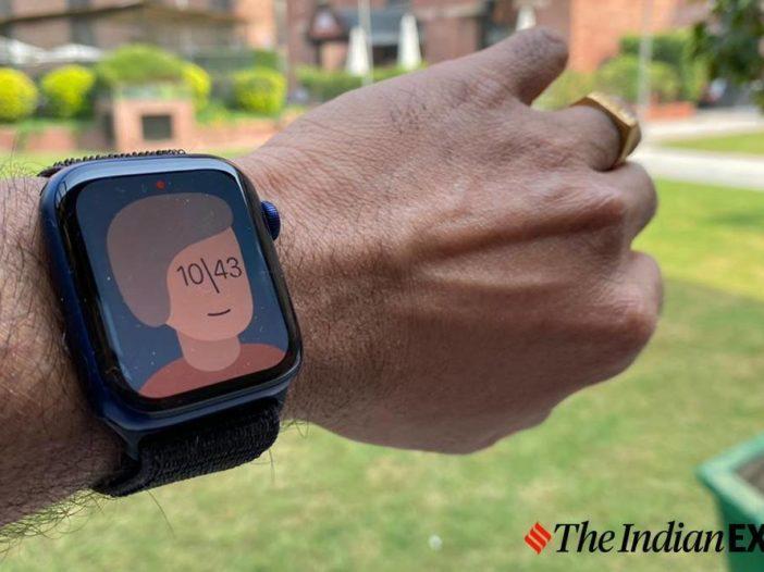 De grotere Watch 7 van Apple zal meer gegevens dan ooit op je pols vastzetten