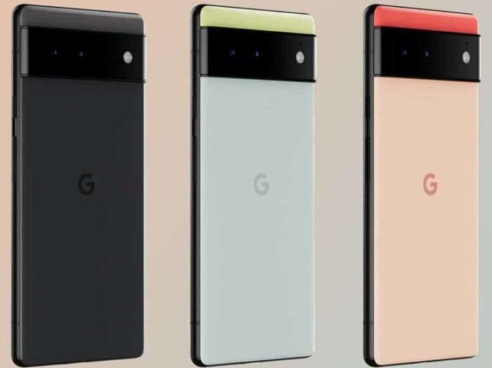 Google Pixel 6 krijgt 5 jaar beveiligingsupdates en Magic Eraser-functie